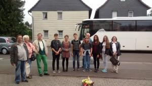 MGV Jugendchor Fahrt Bochum